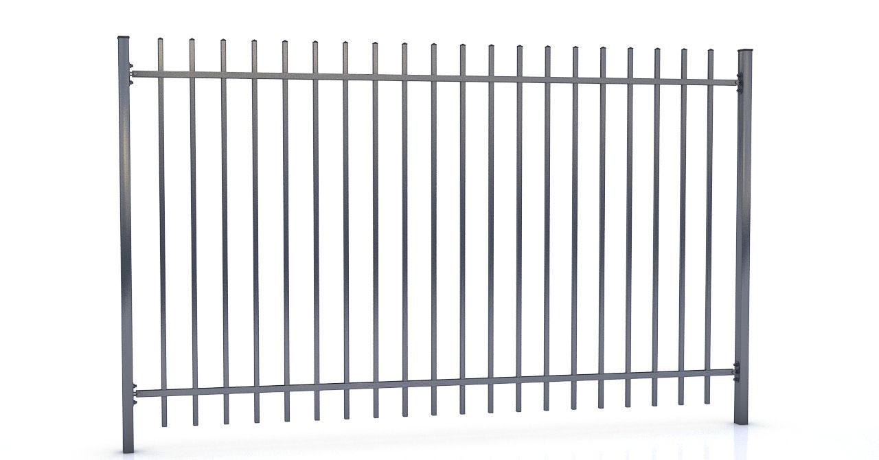 Brama i ogrodzenie - Przęsło ogrodzeniowe
